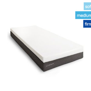 1 persoonsmatras soft medium firm comfort matras