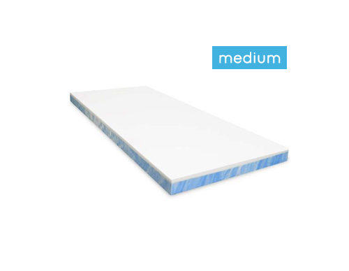 medium comfort matras refresh matras